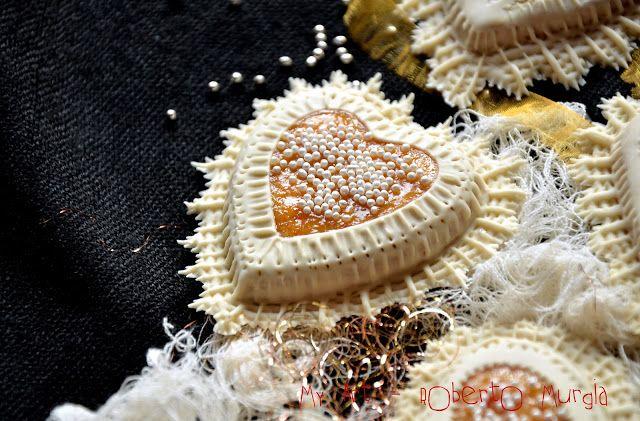 CORICHEDDOS un Dolce sardo tipico del Nuoro fatta per le feste. ogni biscotto ha la sua particolarità e sono anche molto buoni!!