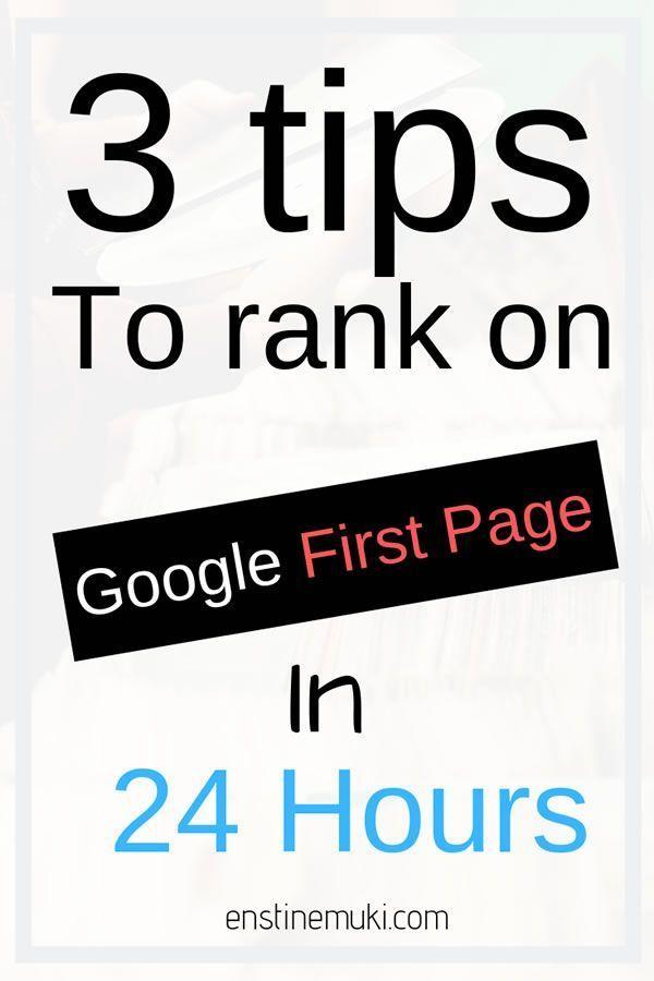 346230672347b217e50e0af0095be7e9 - How To Get On Google Page 1 In An Hour