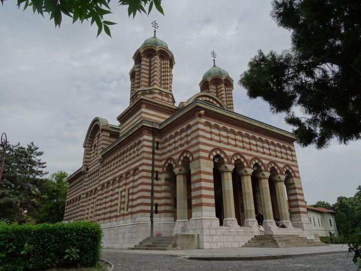 """""""Sfântul Dumitru"""" din Craiova, ctitoria Regelui Carol I"""