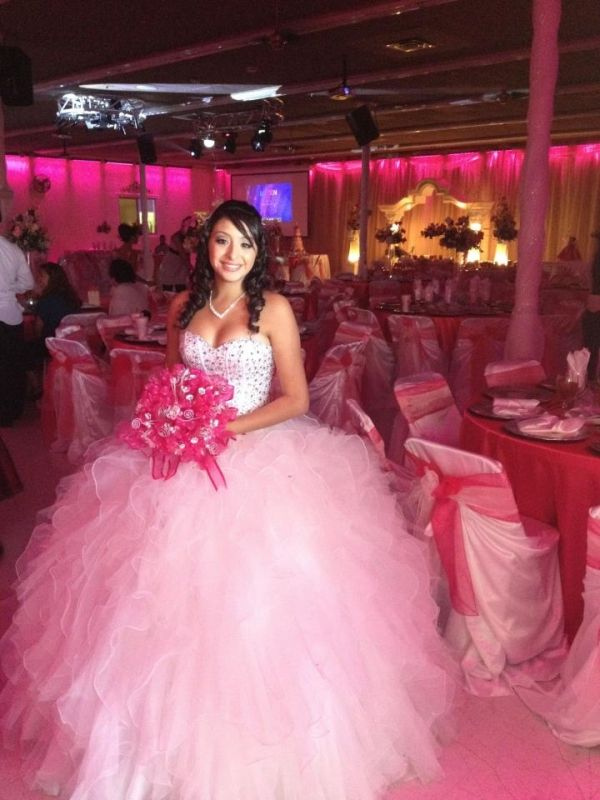 Quinceanera Hall Decorations Pink 17 Best images about {...