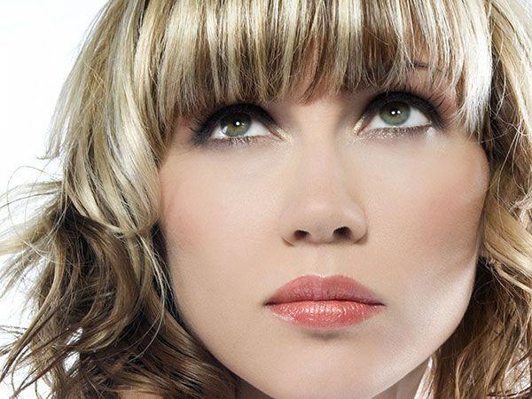 schöne junge Frauen 24 charmante hellbraune Haare mit blonden Highlights für 2013 Frisuren