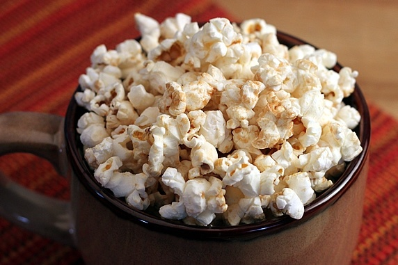 Microwave Brown Sugar Kettle Corn | Recipe | Kettle, Homemade and ...