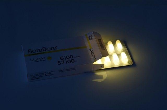 Sunlight Pills  #packaging #design