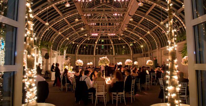 CharlesSallyCharles Catering at Brooklyn Botanical Garden BBG