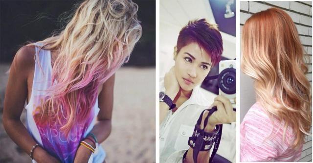Fryzury 2017: jakie kolory będą modne? #KOLOROWE #WŁOSY #KOLORY #FRYZURY #DAMSKIE #DAMSKIE #FRYZURY #KOBIETA