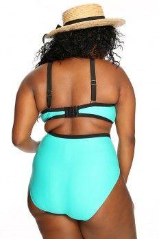 Plus Size Swimsuits, Sexy Plus Size Swimsuits, Cheap Plus Size Bathing Suits (Page 2)