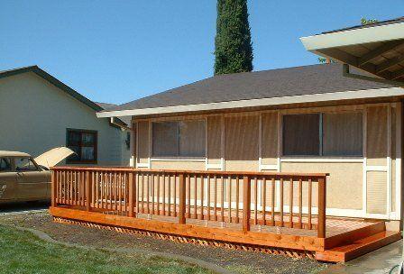 low front Deck Designs | jpg | Outdoors | Pinterest | Photos ...