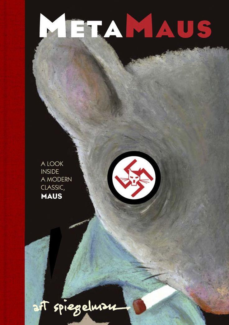 Para entender más de la gran obra de Spiegelman,  si leíste Maus, no dejar de leer esto. Ah! con un CD  adicional!