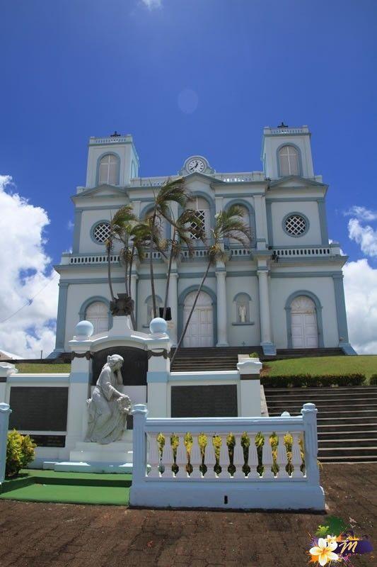 Notre Dame de l'Assomption Sainte-Marie #Martinique