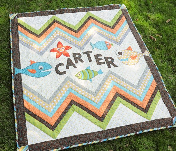 Love the quilts in the book Little Quilts 4 Little Kids