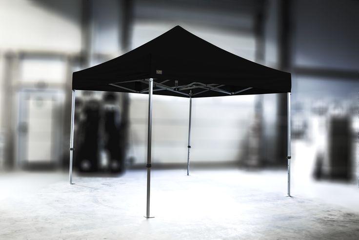 MVL-Tent ® Aluminium Faltzelt   Serie 60 Expert - Der Massive.