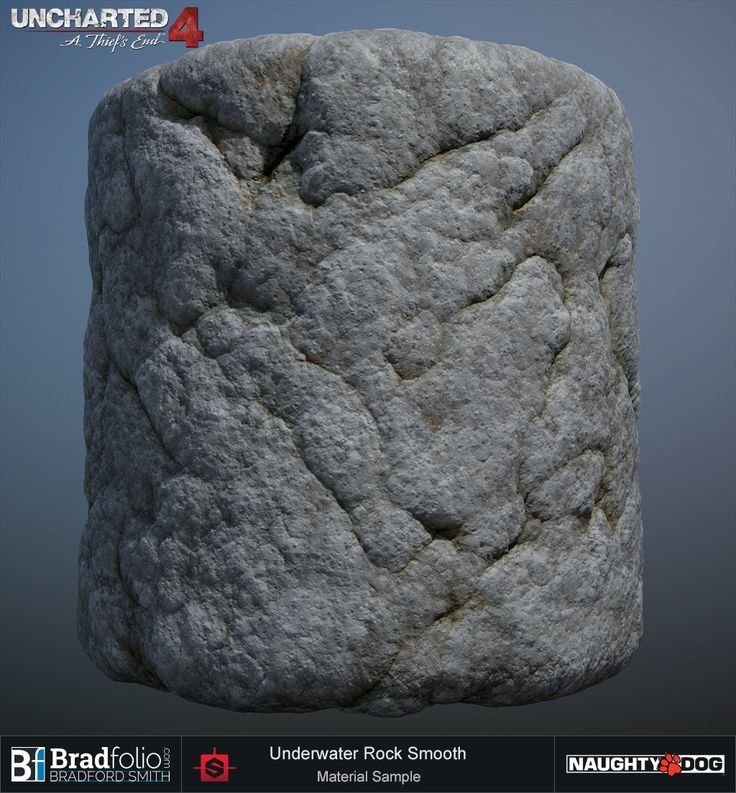 Various tiling rock materials I made for the underwater dive level chunk. All materials are fully procedural.