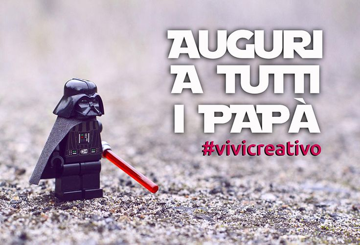 Visual Festa del papà per la pagina Facebook   https://www.facebook.com/ViviCreativo?ref=hl