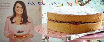 Jo's Blue AGA