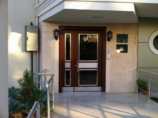 Tekirdağ Apartman Giriş Kapıları