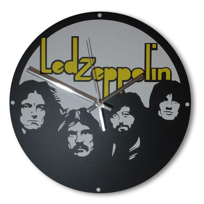 Часы настенные - Led Zeppelin