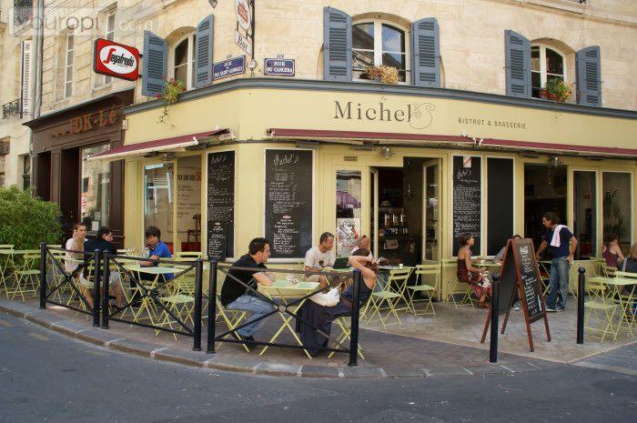 Le Michel's Bar-Restaurant - Bordeaux