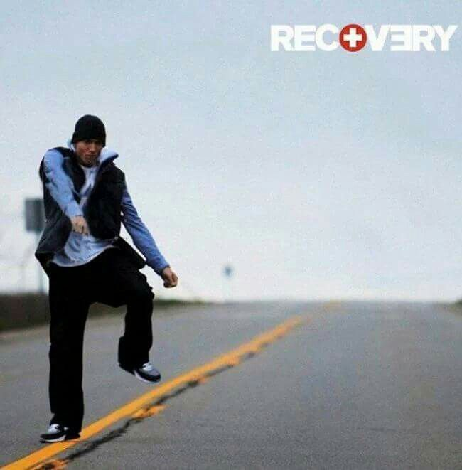 Recovery era Eminem behind the scene after the sexy walk