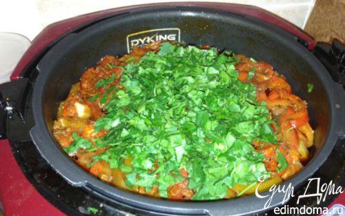 Нежное мясо с овощами в мультиварке | Кулинарные рецепты от «Едим дома!»