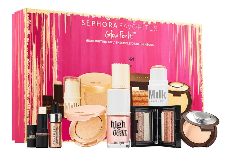 Sephora Favorites Holidays 2017 - Glow For It #sephora #sephorafavorites #makeup #beauty