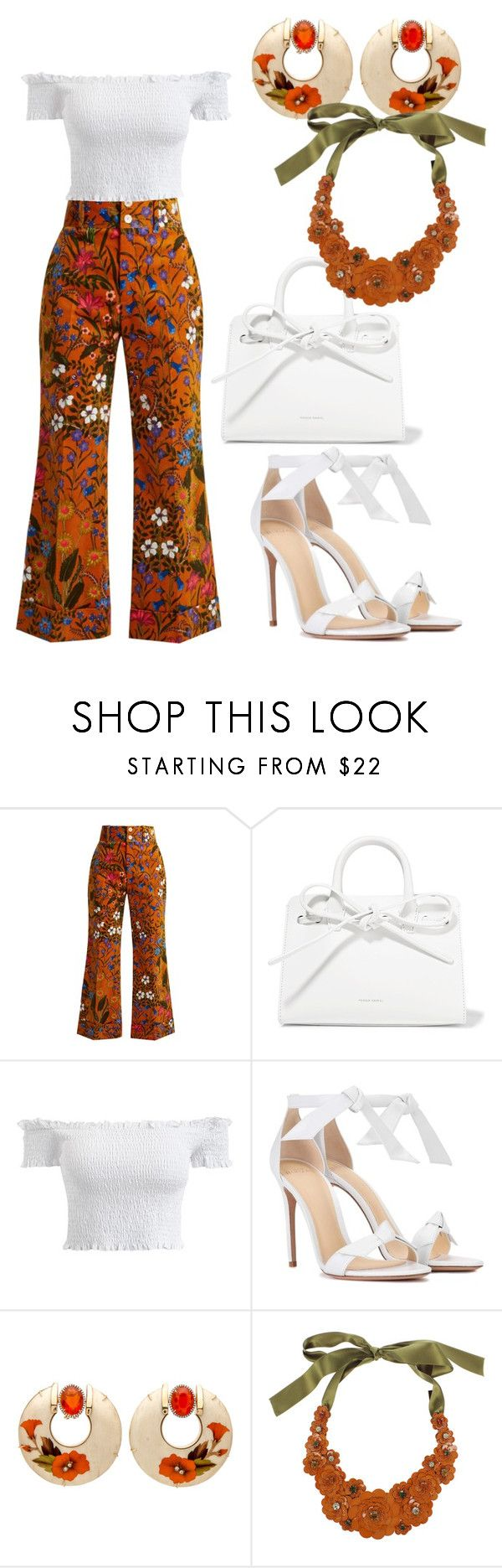 """""""Both of us"""" by didiiidia on Polyvore featuring Gucci, Mansur Gavriel, Alexandre Birman and Liberty"""