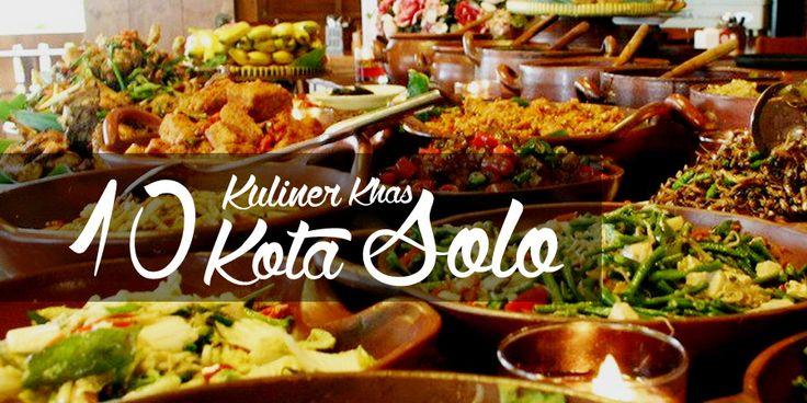 SPORTOURISM — Tidak ada yang bisa membantah, jika Solo adalah Kota Kuliner, kaya variasi makanan yang sulit dicari di kota lain. Jika mudik ke Solo, sempatkan memburu sepuluh kuliner paling k…