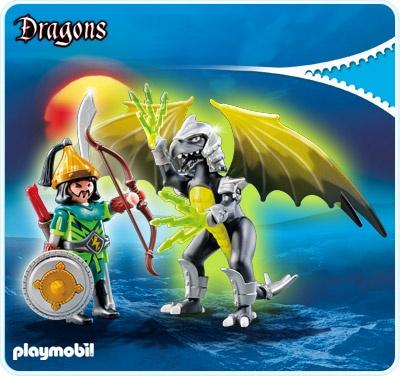 Drachen bekämpfen.