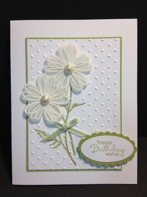 My Creative Corner!: Field Flowers Meets Flower Shop