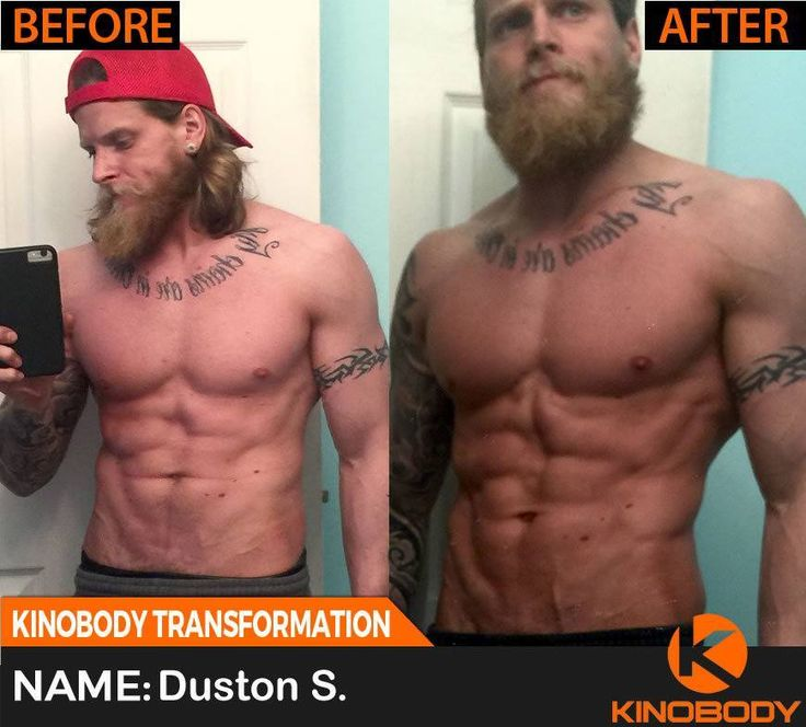 Duston got to the warrior physique and blew it away. He used the ...