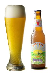 Victory Sunrise Weiss Beer