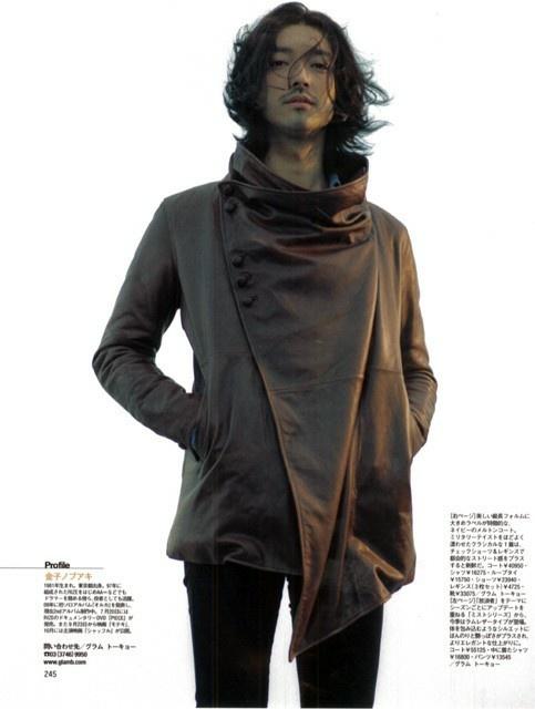 ZOZOPEOPLE | 畑 聡【glamb】 - 金子ノブアキという男