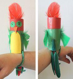 finished parakeet
