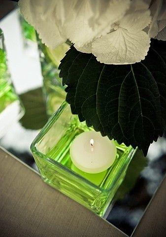 matrimonio in verde lime e bianco - Cerca con Google
