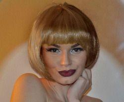 #makeupaddict #makeup #portofolio #browneyes #ardelllashes #lips #red #redlips #redlipstick #eyes #eyebrow #eyeliner #eyelashes #eyemakeup #kiss #blonde #hair #hairstyle #instapic #makeupartist #mua #instalips #instamakeup