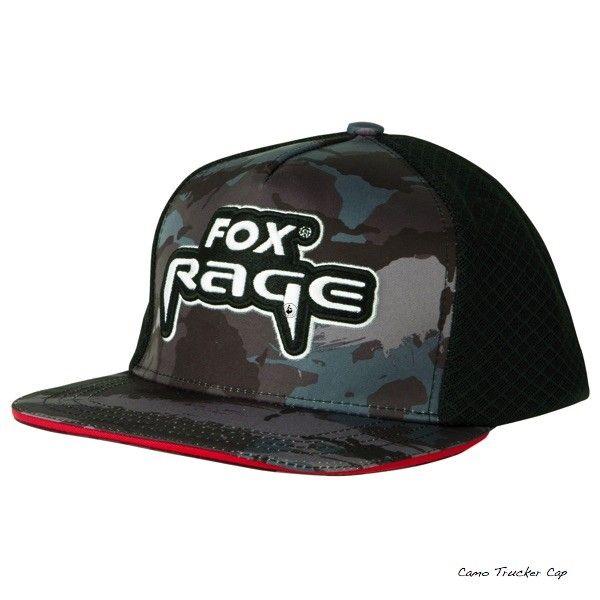 Fox Rage Shield Baseball Cap