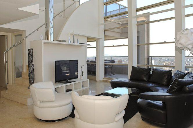 Luxury Duplex Penthouse Diagonal