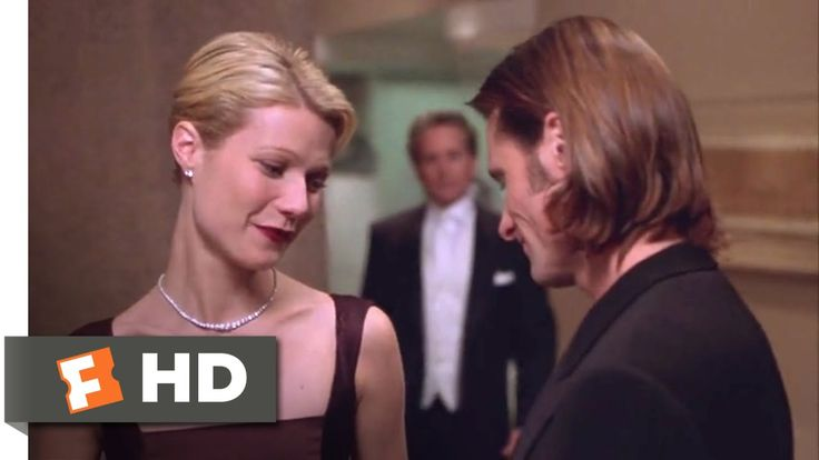 A Perfect Murder (1998) - Nice to Meet You Scene (1/9) | Movieclips