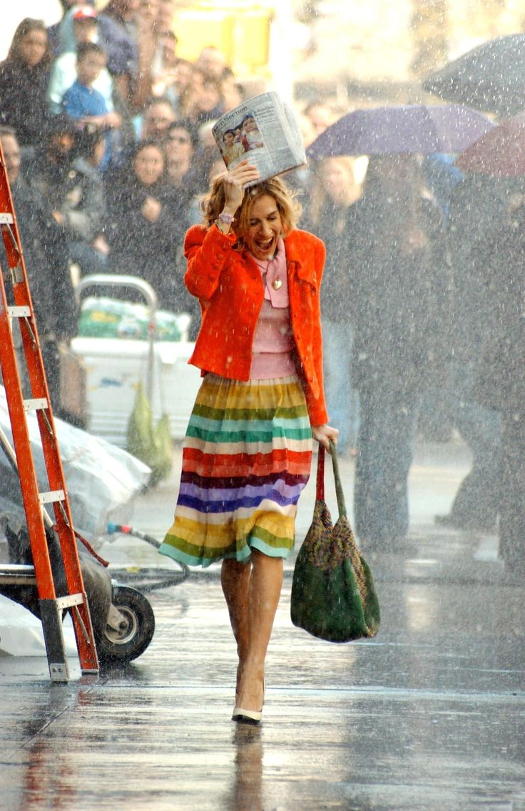 35 Reasons Why Carrie Bradshaw is an A-Hole | StyleCaster