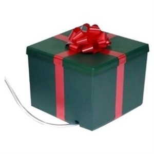 Put this under your TREE and water it! Christmas Tree Watering System Red/Green Bow