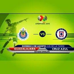 Partido en Vivo Chivas vs Cruz Azul - Liga MX 2015 | FutAdiccion TV - Partidos de hoy en Vivo