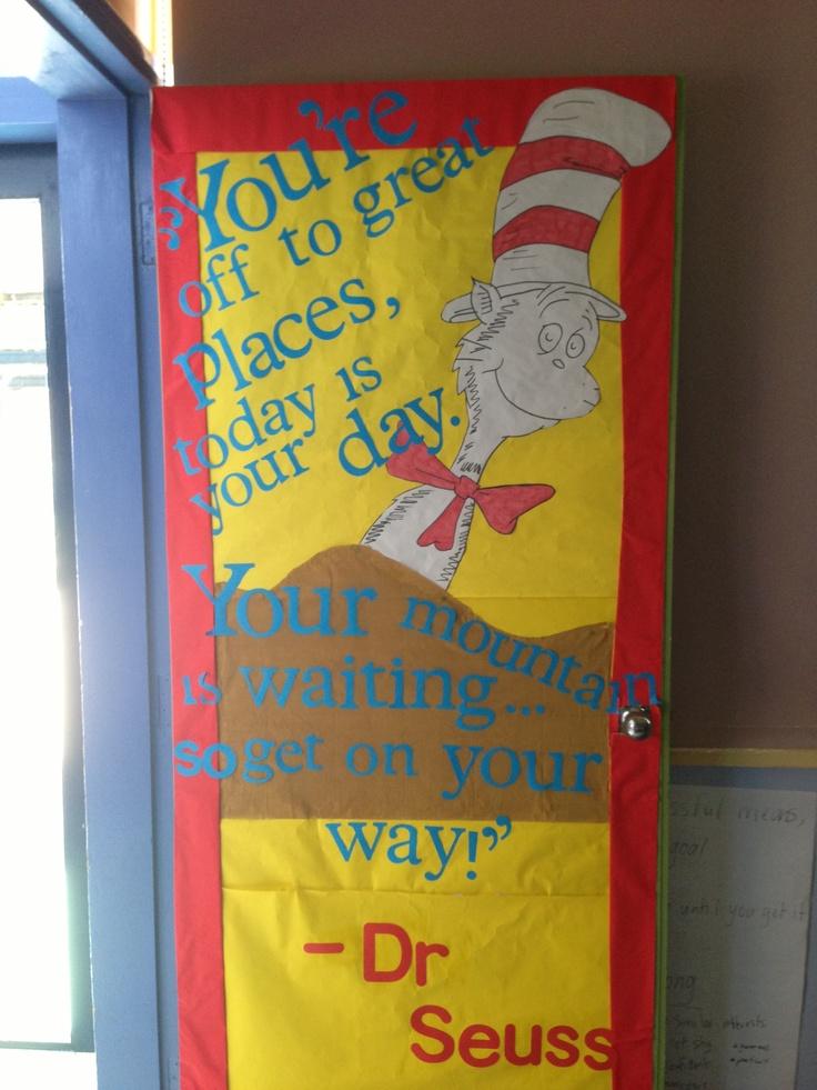 Classroom Door Decorations Testing
