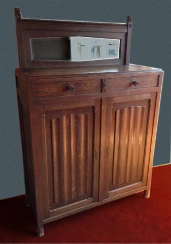 Античный Столовая неоготики влияние стиля модерн арт-деко мебель буфеты Буфеты стол стулья