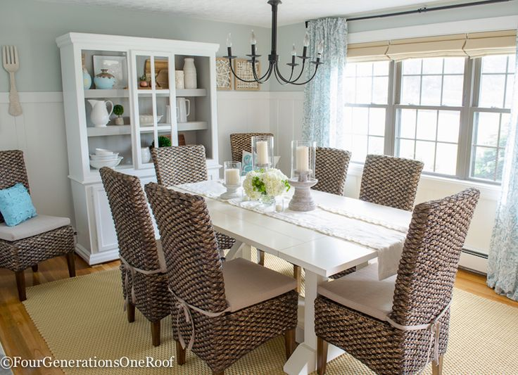206 Best Dining Rooms Bob Vilas Picks Images On Pinterest