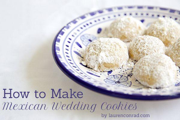 Recipe Box: Mexican Wedding Cookies
