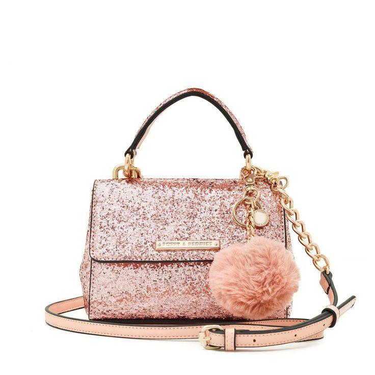the SPARKLE MINI rosegold glitter – Poppy & Peonies