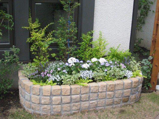 花壇 5月