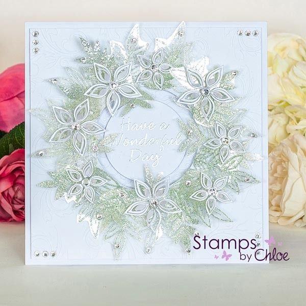 Stamps By Chloe - Blossoming Foliage - CraftStash