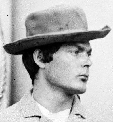 "Lewis Powell--too bad he was one of the conspirators in the Lincoln assassination plot.  He would make a great ""Frank McAllister"""