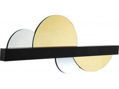 Dekoracja Ścienna Objectivity Circle — Dekoracje wiszące — KARE® Design