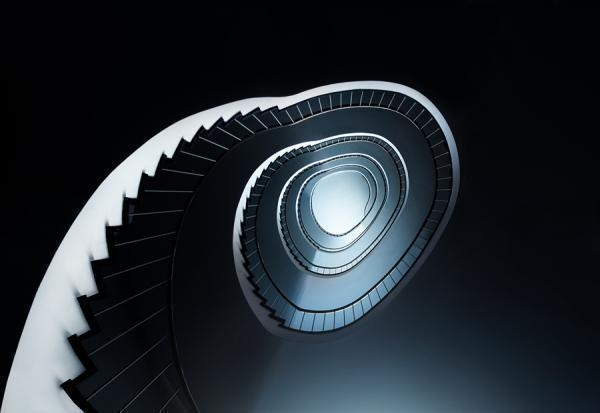 .: Ralf Wendrich, Building, Stairs, Cases Step, Wendrich 12600, Architecture, Architecture Photography, Eye, Diana Architecture